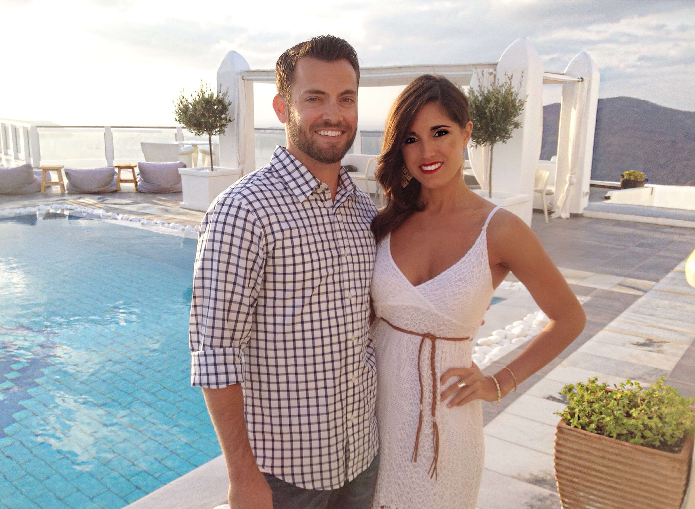 Image 2 of Jenna and Eric's Proposal in Greece