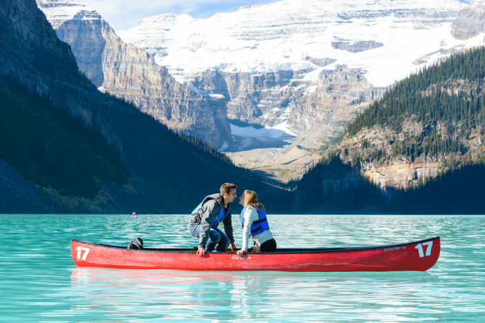 Lake Louise Proposal