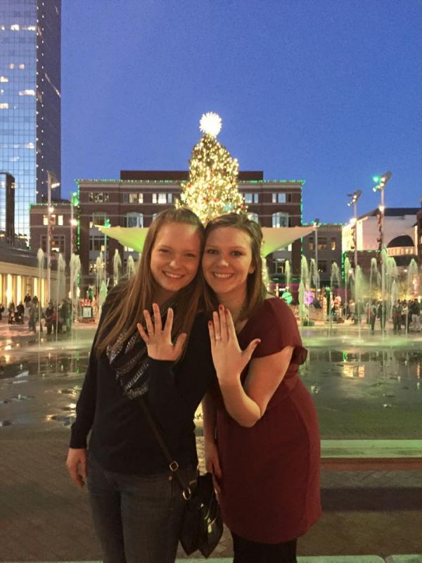 Image 3 of Karson and Corey's Proposal in Fort Worth