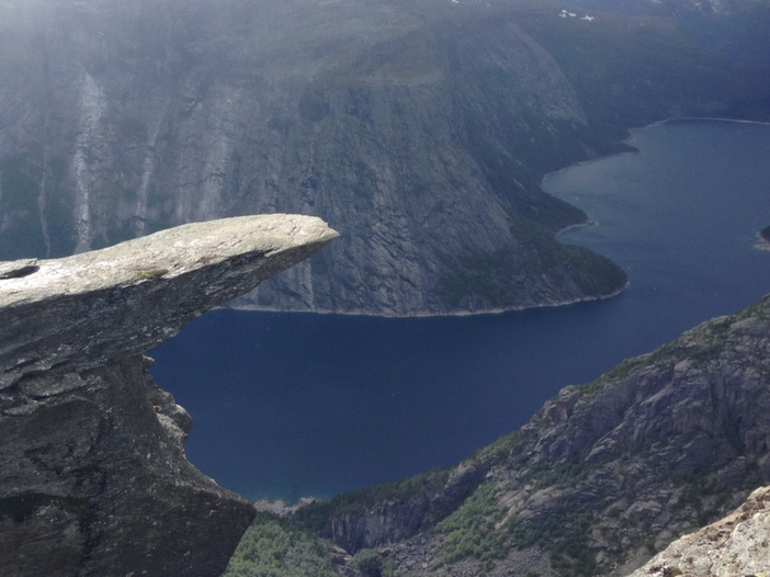 Image 2 of Kourtney and Connor's Breathtaking Proposal in Norway