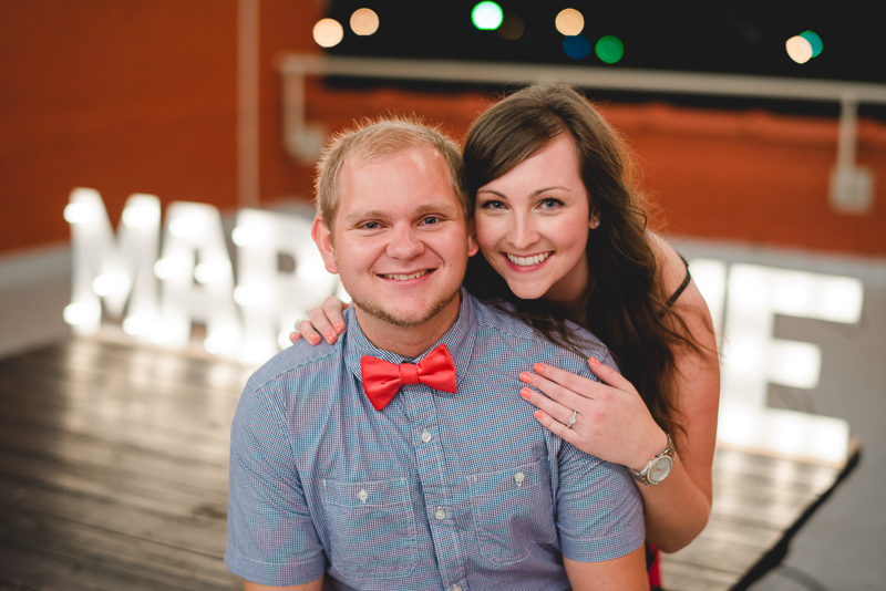 Image 4 of Cody & Ashliegh's Rooftop Proposal