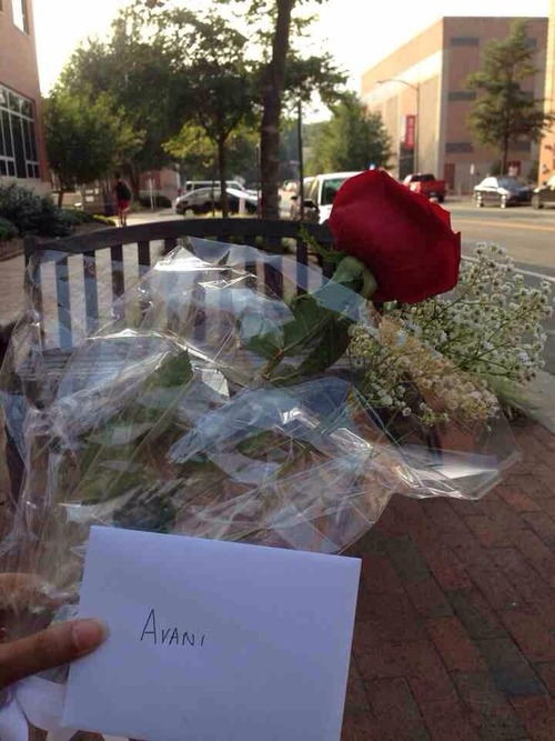 Image 4 of Avani and Hersh's Proposal at NC State
