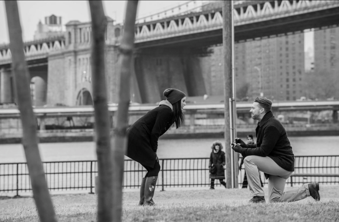 Image 4 of Marcy and Kyle's DUMBO Proposal