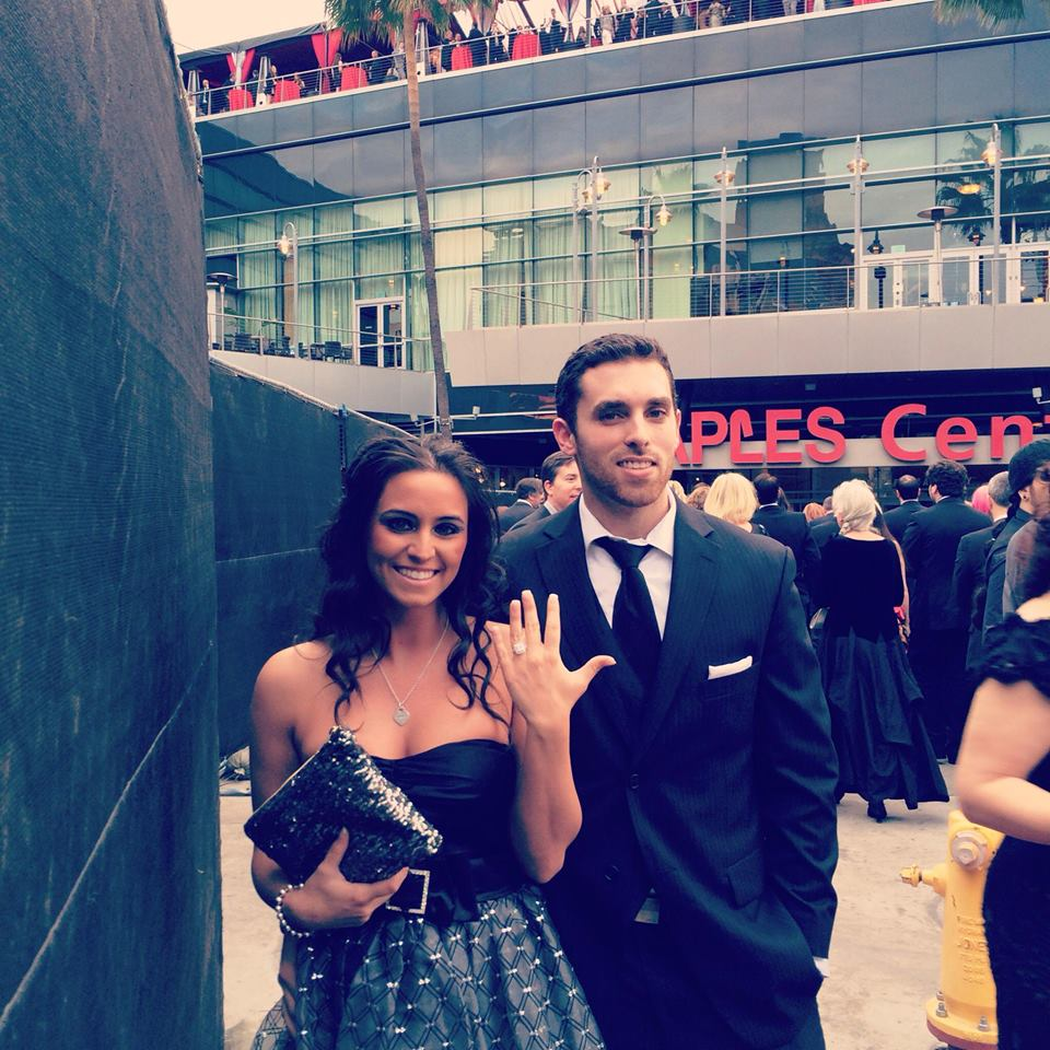 Image 3 of Cassandra and Derek: Marriage Proposal at the Grammys