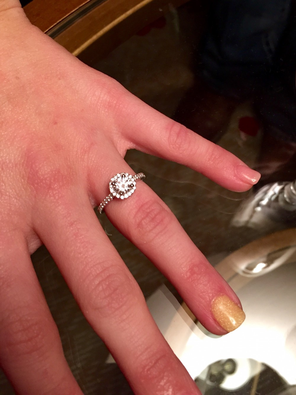 Haley and Colby\'s Hotel Suite Proposal