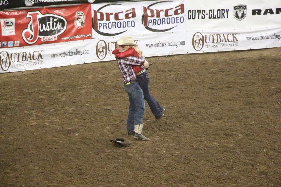 Image 4 of Proposal at the Rodeo
