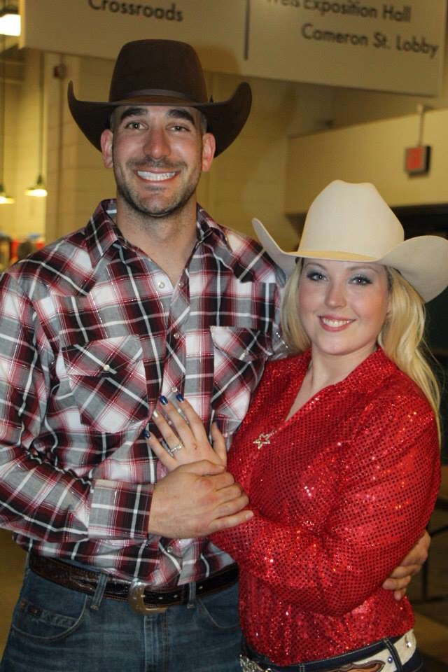 Image 3 of Proposal at the Rodeo