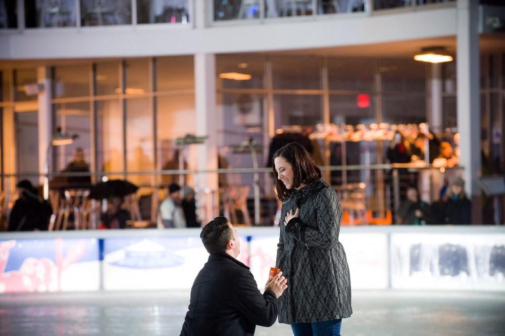 Image 4 of Brittney and Derek's Ice Rink Proposal
