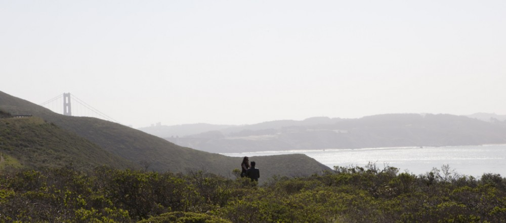 marin headlands marriage proposal ideas in san francisco