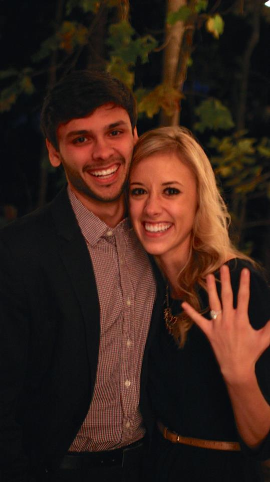 Image 2 of Carleigh and Paul's Magical Proposal