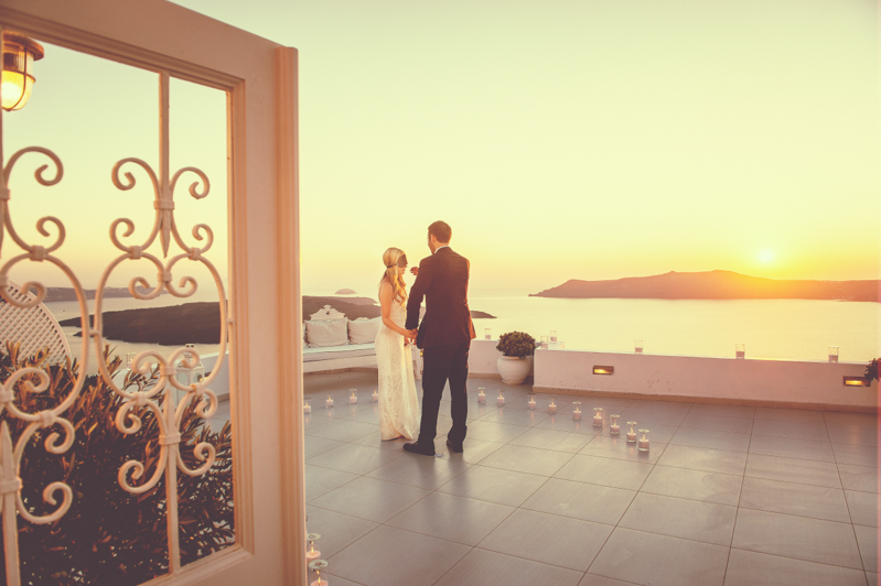 Image 9 of He Pulled Off an Elaborate Surprise Proposal in Greece