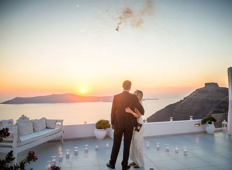 Image 8 of He Pulled Off an Elaborate Surprise Proposal in Greece