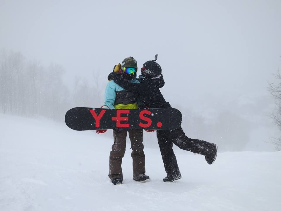 Image 2 of How She Asked Him!