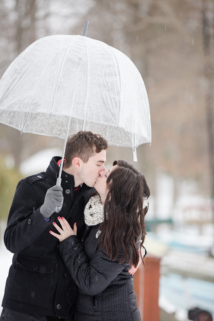 Bethany and Travis snow proposal_1