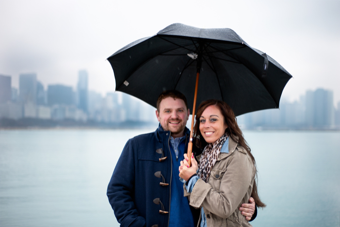 Image 4 of Steve and Brittany's Proposal in Chicago