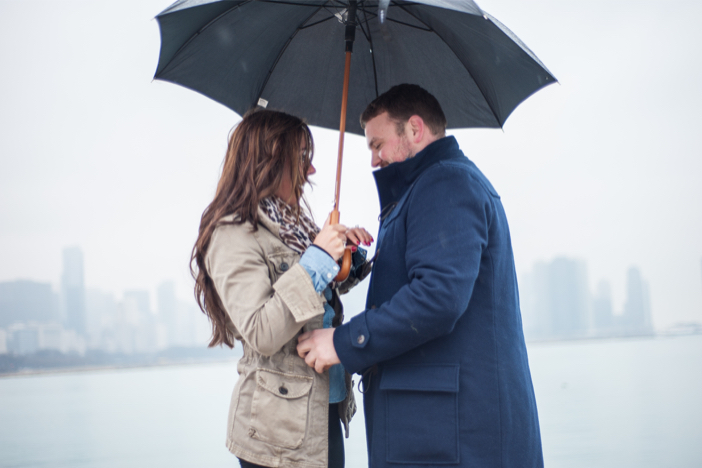 Image 8 of Steve and Brittany's Proposal in Chicago