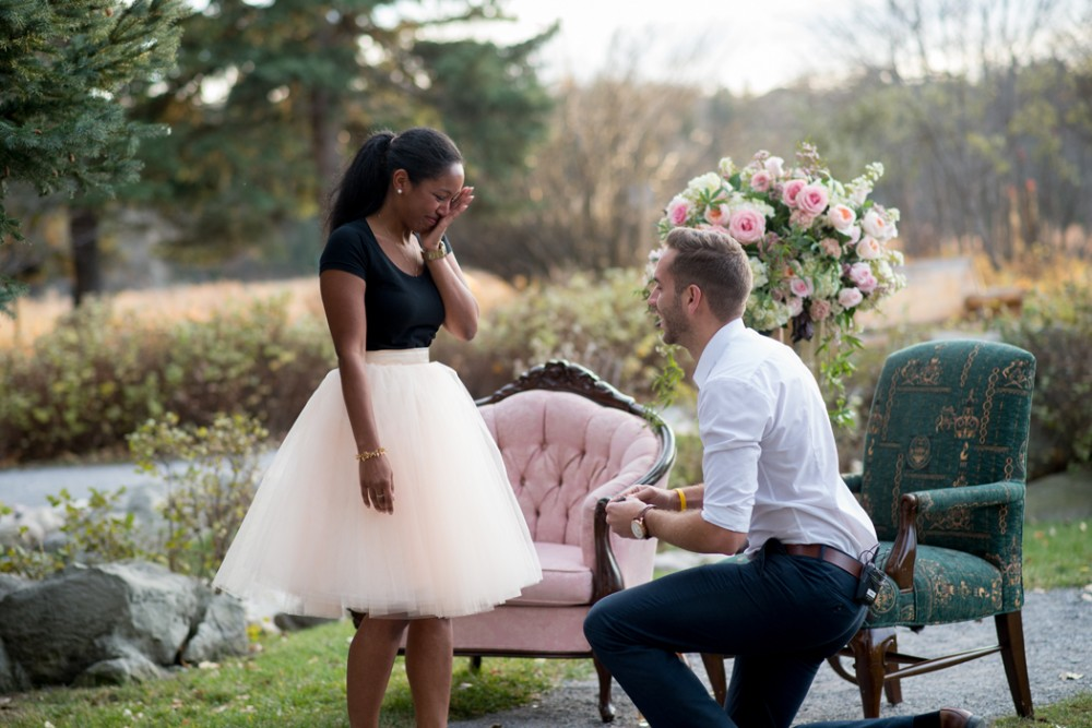 Watch This Couple's Tear-Jerking Proposal Video