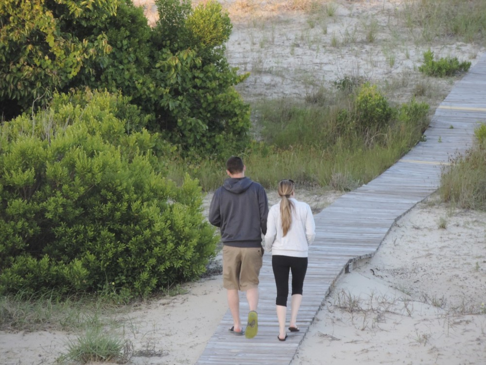 Image 6 of Marissa and Jared's Outer Banks Proposal