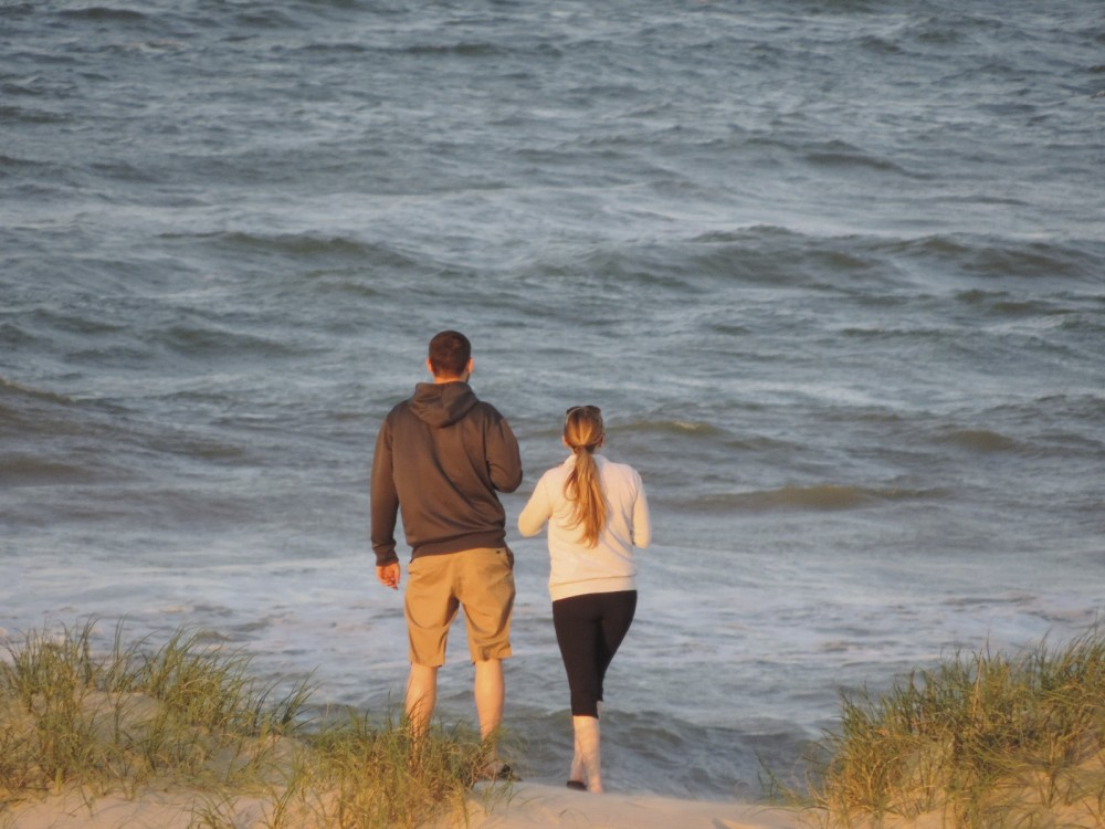 Image 2 of Marissa and Jared's Outer Banks Proposal