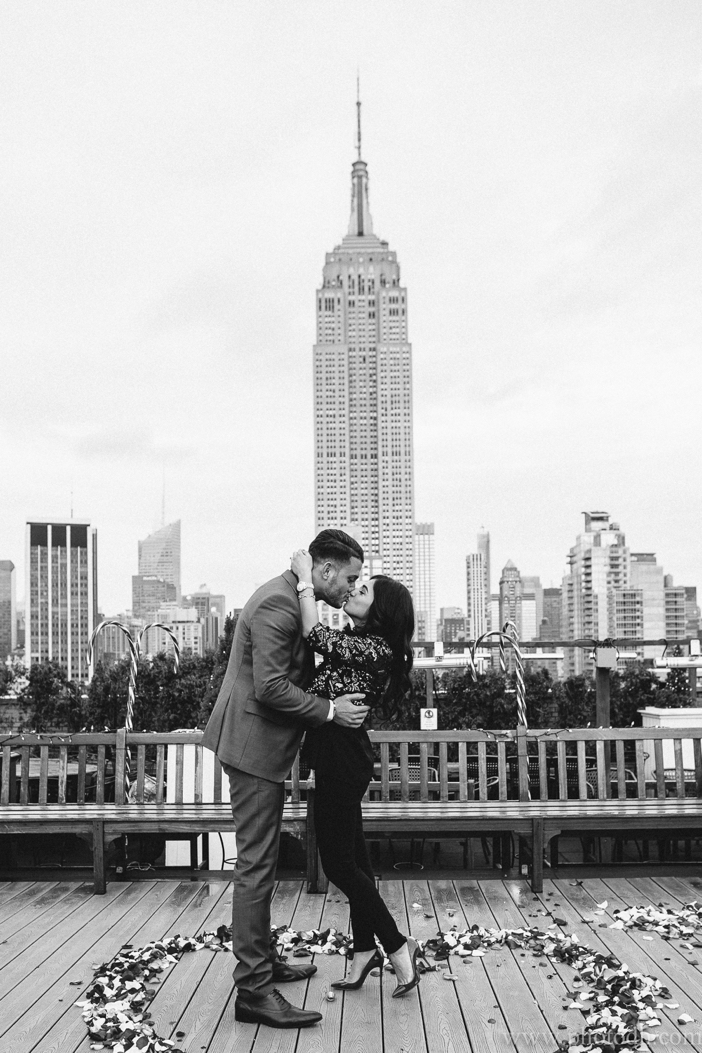 Image 5 of Danielle and Adam's Proposal in New York City