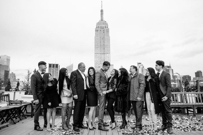 Image 6 of Danielle and Adam's Proposal in New York City