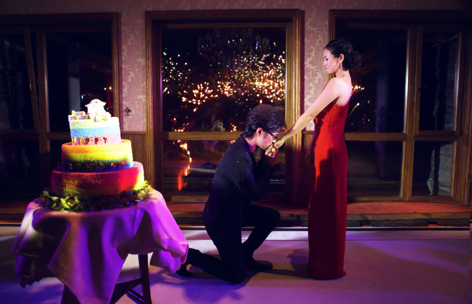 Image 4 of High-Tech Drone Marriage Proposal