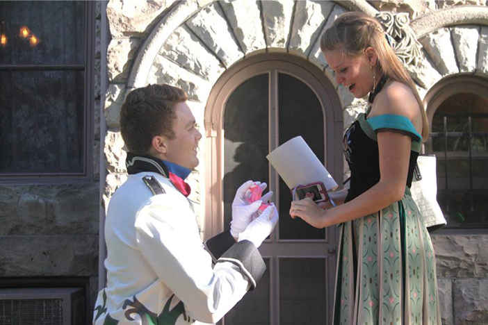 Image 9 of 10+ Disney Proposal Ideas Fit For a Princess