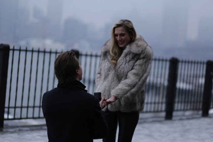 Image 5 of Jacqueline and Guido's Brooklyn Promenade Proposal