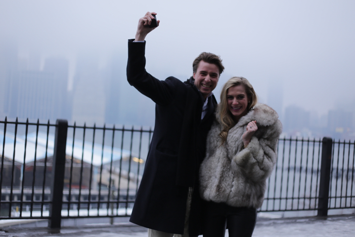 Image 2 of Jacqueline and Guido's Brooklyn Promenade Proposal