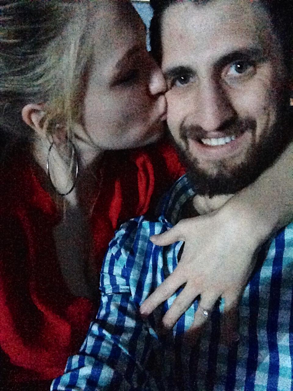Image 1 of Dana and Dan's Proposal at an Eric Church Concert