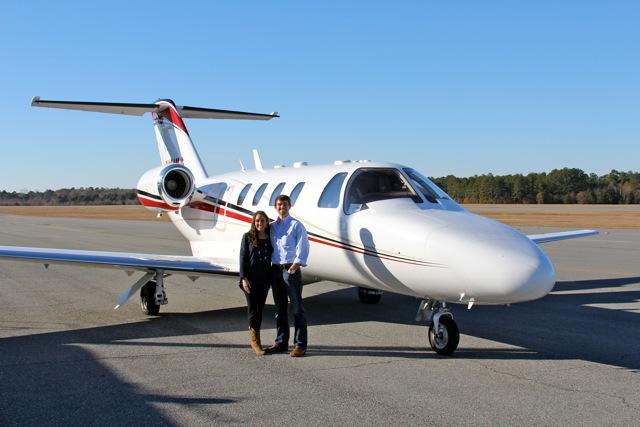 Jet exterior