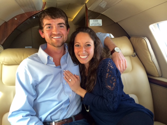 Image 3 of Emily and Hunter's Plane Proposal