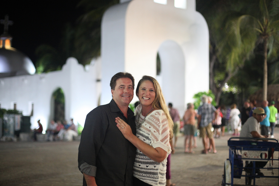 Image 1 of Scott and Krista's Mexican Chapel Proposal