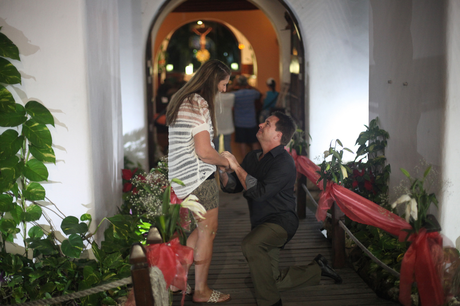 Image 3 of Scott and Krista's Mexican Chapel Proposal