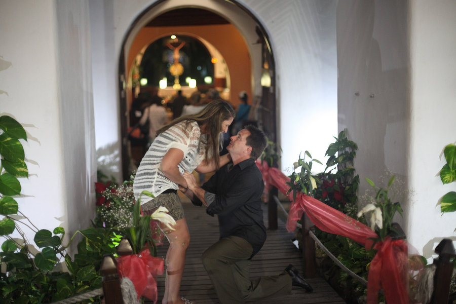 Image 4 of Scott and Krista's Mexican Chapel Proposal