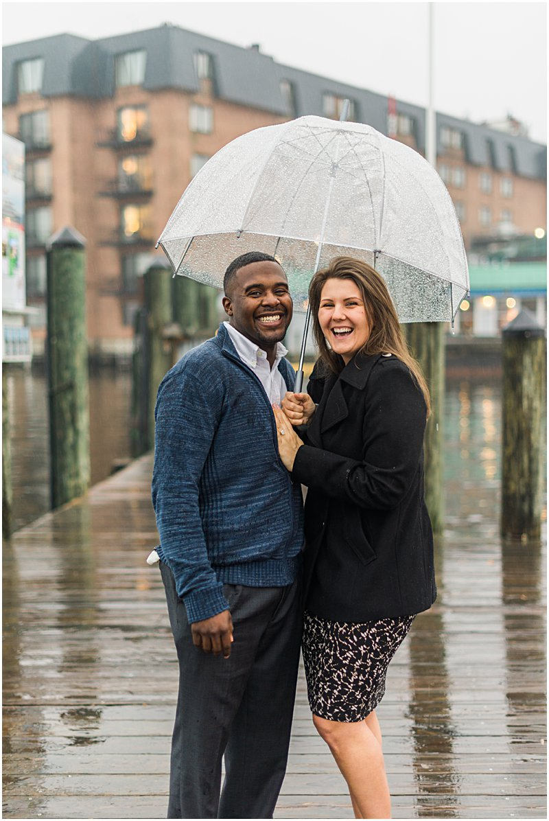 Image 11 of Natalie and Ed's Adorable Rainy Day Proposal