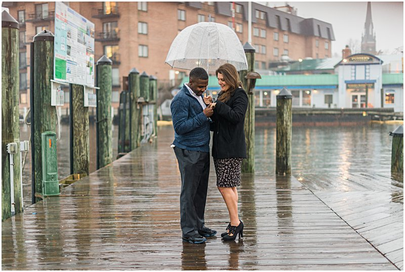 Image 16 of Natalie and Ed's Adorable Rainy Day Proposal