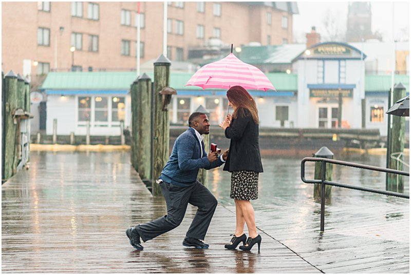 Image 5 of Natalie and Ed's Adorable Rainy Day Proposal