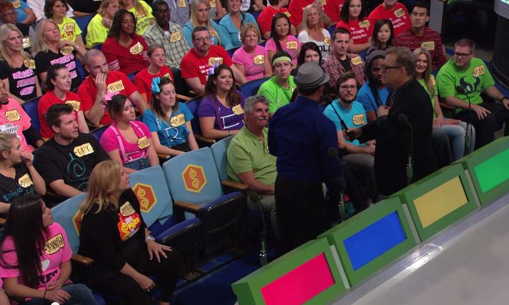 Image 1 of A Very Right Proposal on The Price Is Right