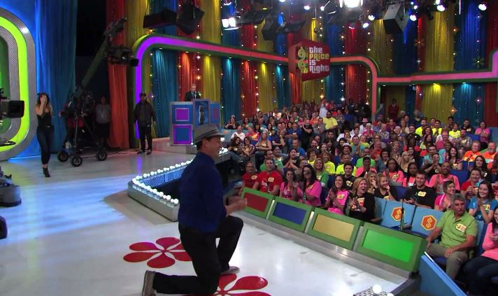 Image 2 of A Very Right Proposal on The Price Is Right