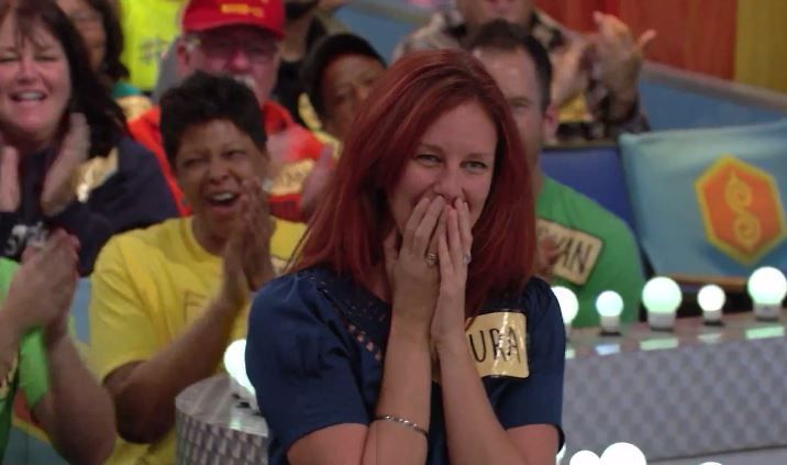 Image 3 of A Very Right Proposal on The Price Is Right