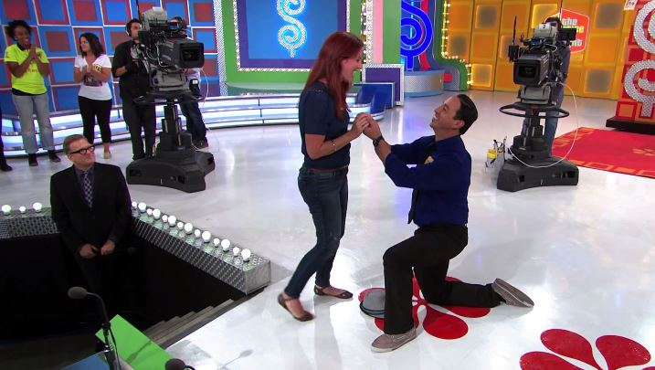 Image 4 of A Very Right Proposal on The Price Is Right