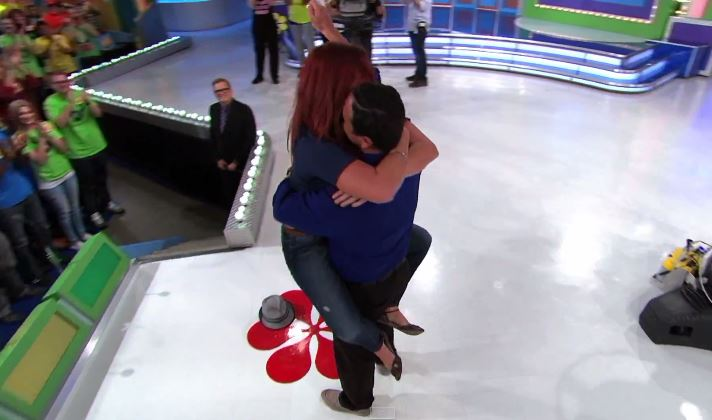 Marriage Proposal on The Price Is Right (7)