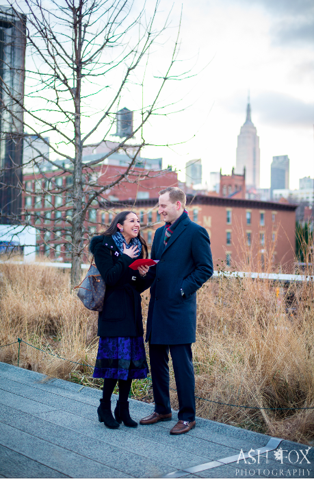 Image 4 of Tina and Peter's Highline Proposal in New York City