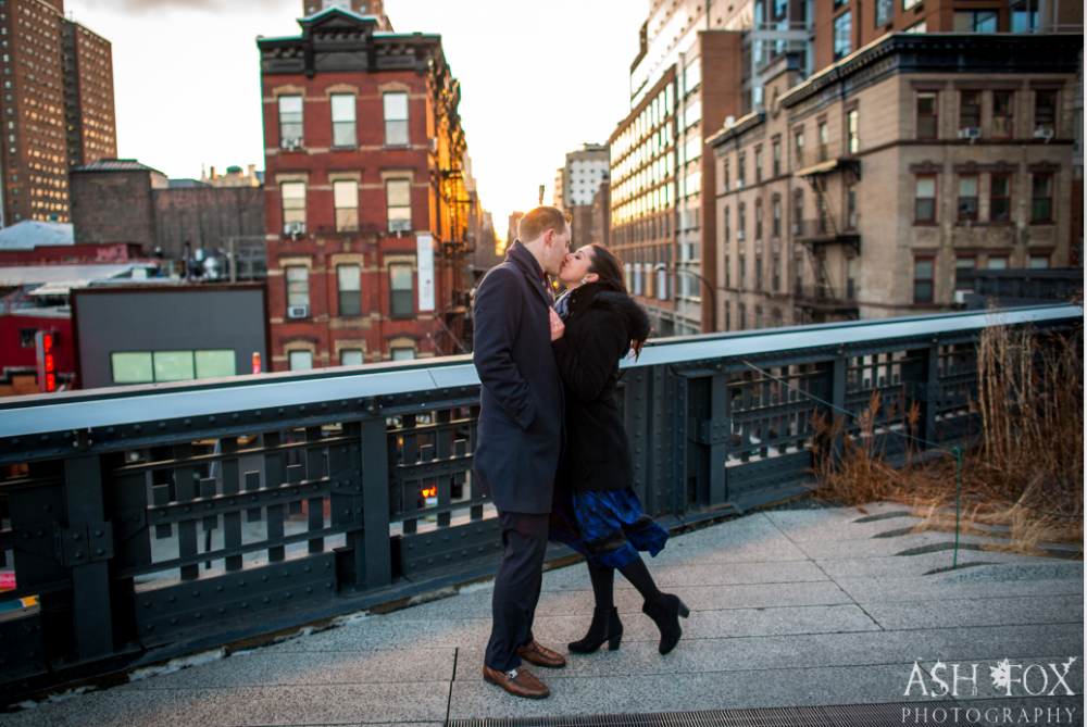 Image 6 of Tina and Peter's Highline Proposal in New York City