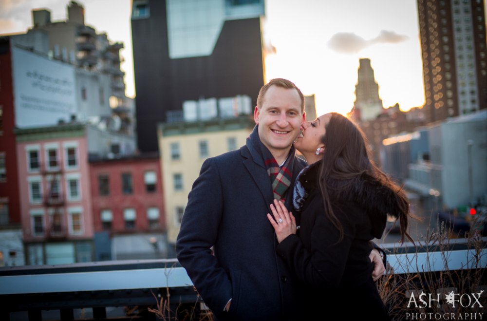 Image 1 of Tina and Peter's Highline Proposal in New York City