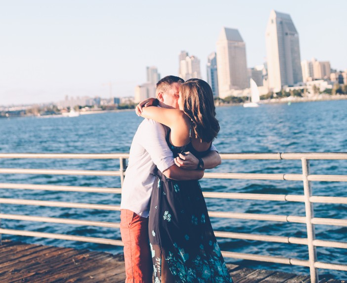 Marriage Proposal Ideas in San Diego, California