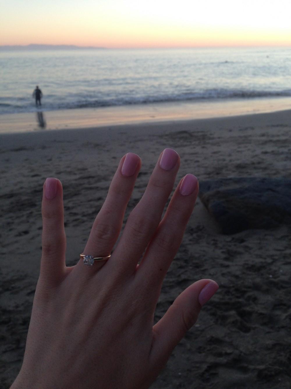 Image 8 of Bekka and John's Beach Day Proposal
