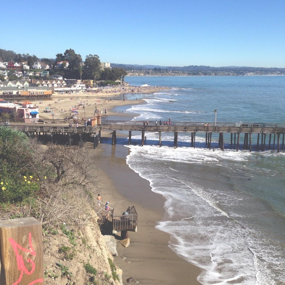 Image 1 of Bekka and John's Beach Day Proposal