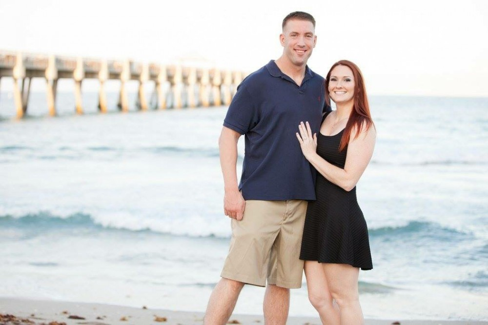 Image 5 of Melissa and Sean's Beach Proposal